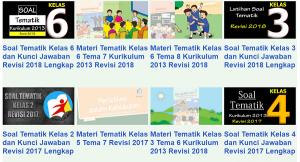 Buku SD kelas 1-6 Bimbel Edukasi